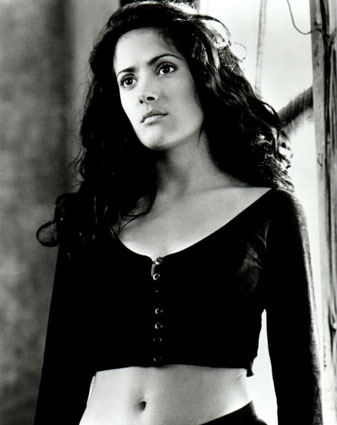 salma hayek desperado photos
