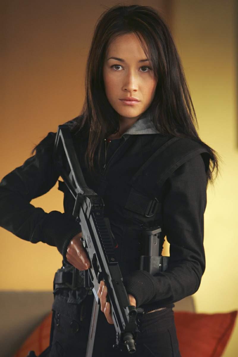 Maggie Q action movies